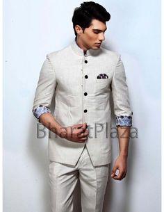 Traditional Jodhpuri Suit. Item code: TSJ4147