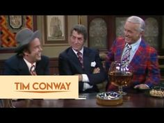"""""""The Dean Martin Show"""" The Bar with Tim Conway, Dean Martin and Ted Night - YouTube"""