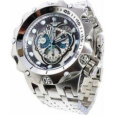 Invicta 16803 Men's Venom Hybrid Reserve Stainless Steel Watch