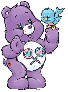 ❤️Care Bears and Friends