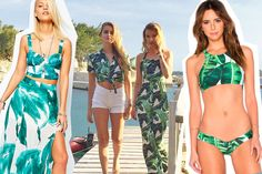 Alerta tendencia: hojas de platanero para el verano