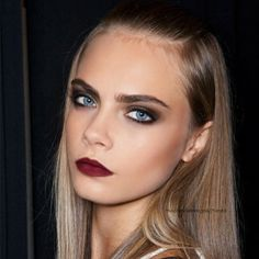 Fall 2014 makeup looks