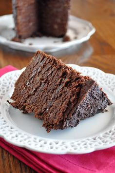 First off, let me apologize to the lovely bakers of Sweet Melissa Sundays. Sacher Torte Vienna, Sweet And Salty, Sugar And Spice, Sunday, Cooking Recipes, Sweets, Baking, Eat, Chocolate Heaven