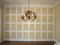 dining room wall idea or ceiling