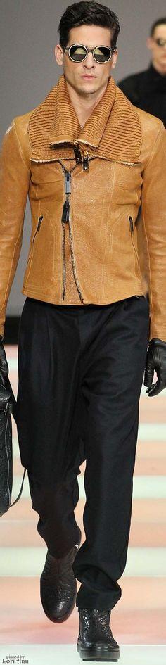 Emporio Armani Fall 2015 Menswear