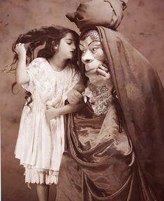 "?, série ""Alice au pays des merveilles"", Vladimir Clavijo Telepnev"