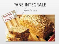 ★★★★★ Ricetta Pancarre Integrale (Pane in Cassetta) - YouTube