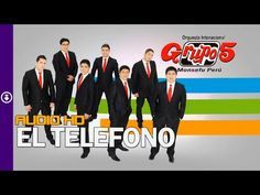 El Teléfono - Grupo 5 - Audio HD - YouTube