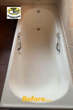 We recently brought the life back into this beautiful bathtub! Bathtub, Bring It On, Life, Beautiful, Standing Bath, Bathtubs, Bath Tube, Bath Tub, Tub