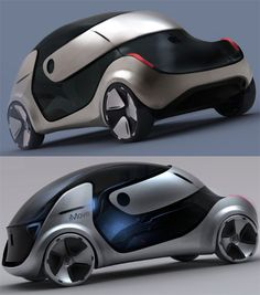 apple electric car | iMove Electric Car Gives The Touch Of Apple Into Future Transportation
