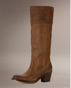There will never be enough boots. Especially Frye boots <3