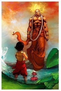 Who was Karna and Arjuna in their previous birth? What is the story of Nara and Narayana? they were two bodies with one soul who Came on earth to fight adharma.  -The Hindu FAQs