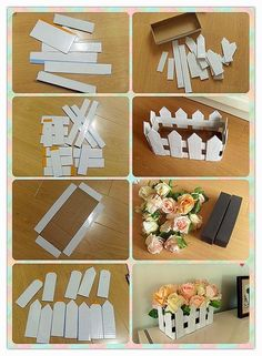 Diy decor tutorials diy home decor tutorials craft ideas fun projects on diy paper magnolia blossoms Kids Crafts, Home Crafts, Diy And Crafts, Popsicle Stick Crafts, Craft Stick Crafts, Craft Sticks, Popsicle Sticks, Cerca Diy, Cardboard Crafts