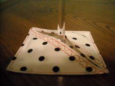 How to make a wine glass coaster...who needs charms