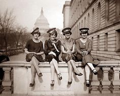 """women in the roaring twenties in the united states The """"roaring twenties,"""" as the decade was called, saw the popularization   women gained suffrage in the us during this decade, as well as."""