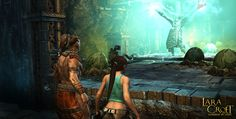 cool Lara Croft and the Guardian of Light is also now available for Nvidia Shield devices using GeForce Now