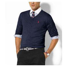 Ralph Lauren Pull Lacoste · Chemise Cravate, Pull Homme, Classique, Manches  Longues, Mode Hommes, Accessoires, ff4b2044831a