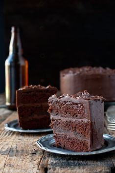 There are few things better than beer and chocolate. Celebrate St. Patrick's Day with these decadent chocolate stout desserts.