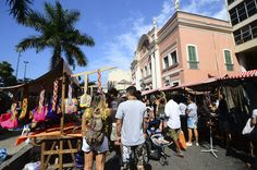 Feira do Rio Antigo celebra Dia do Samba em dezembro