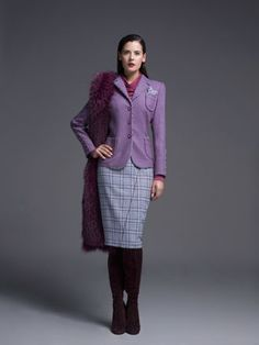 This suit is perfect for a day at work!