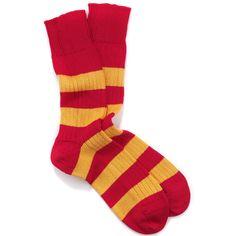 9th/12th Royal Lancers Striped Men's Socks