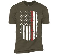 Mens Best Tai Chi Dad Ever American Flag - Father's Day T-Shirt