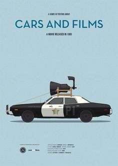Blues Brothers car movie poster, art print Cars And Films, home decor prints, illustration print Autos & Filme :: Blues Brothers – Illustration Jesús Prudencio Movie Poster Art, Poster S, Blues Brothers Car, Brothers Film, Film Blue, Bmw Isetta, Car Posters, Chevrolet Chevelle, Minimalist Poster