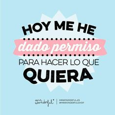 Disfrutemos del domingo a tope!!! By Mr. Wonderful