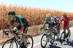 Vuelta a Espana 2014 stage four gallery