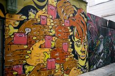 Take a Walking Tour of the Mission's Vibrant Street Art (San Francisco)
