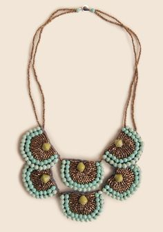Petal Cascade Necklace By 31 Bits