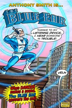 MARVEL Creates Superhero Dedicated To Little Kid With Hearing Aid