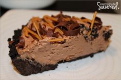 Nutella Cheesecake | Something to be Savored