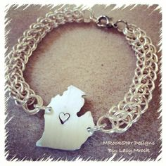 Mitten Love Bracelet