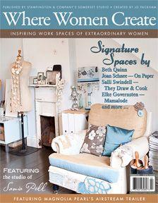 Where Women Create Spring 2012