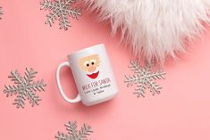 Milk for Santa Mug, Funny Christmas Mug, Christmas Mug by SweetSipsShop on Etsy