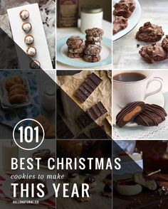 101 Best Christmas Cookies To Make This Year