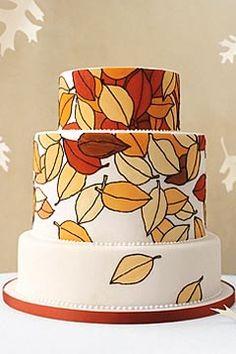 fall-theme-wedding-cakes-2