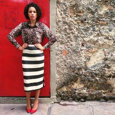 Blog Estação - Inspiração com mix de estampas | Riachuelo - O Abraço da Moda