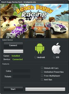 Beach Buggy Racing Hack Tool Android Tips Cheat Download   http://breakgame.org/beach-buggy-racing-hack-tool-android-tips-cheat-download/