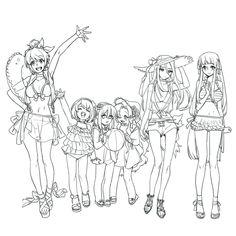 Media Tweets by 부자가 되고싶다(미카시키) (@simika25) | Twitter Shingeki No Bahamut, Japanese Horror, Drawing Templates, Satsuriku No Tenshi, Rpg Horror Games, Rpg Maker, Fox Art, Undertale Comic, Angel Of Death