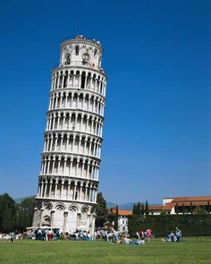 Leaning Tower of Pisa :D