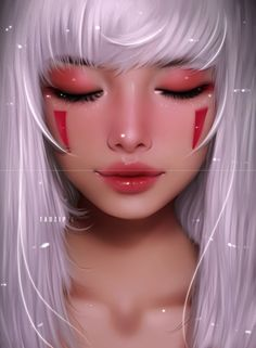 Trendy Ideas For Digital Art Girl Realistic Digital Art Anime, Digital Art Girl, Digital Portrait, Portrait Art, Portraits, Art Anime Fille, Anime Art Girl, Evvi Art, Dibujos Tumblr A Color