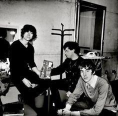 Al, Miles and James - Early SIAS Era