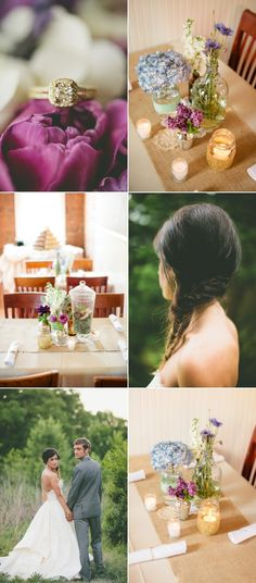 Nashville Wedding at McConnell House from Brandon Chesbro | Style Me Pretty