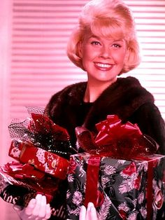 Doris Day From ABBA To Zoom: Retro Hollywood Christmas