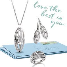 Kunstvoll geschliffene Zirkonia, eingelassen in hochwertiges Sterling Silber.