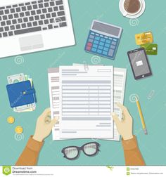 Household Expenses, Income Tax Return, After Marriage, Workplace, Accounting, Hold On, It Works, Concept, Economics