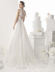 Rosa Clara Wedding Dresses 2014 Part I