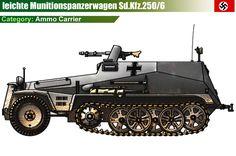 Sd.Kfz.250/6 Alte